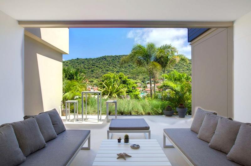 Villa WV MIL, 1 br, Gustavia