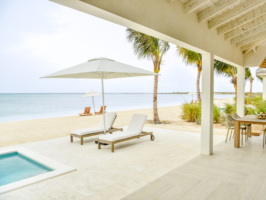 Villa Beachfront Suite
