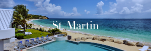 Villas in St Martin