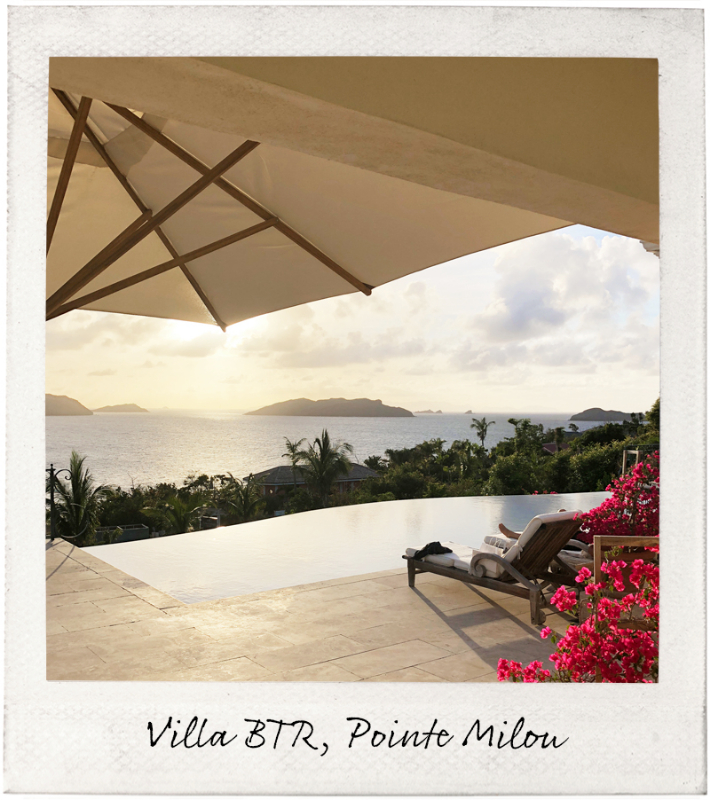 Villa WV BTR, Pointe Milou, up to 6 bedrooms