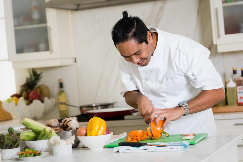 Beach Enclave Chef