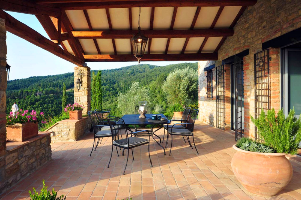 HII CAN, 4BR, Umbria