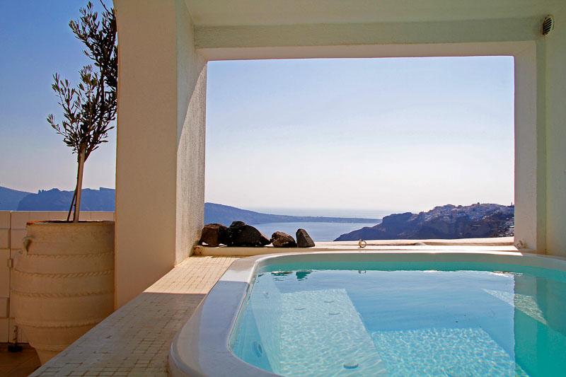 Villa MED WHT,  Santorini