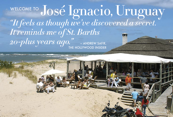Jose Ignacio, Uruguay - Blog