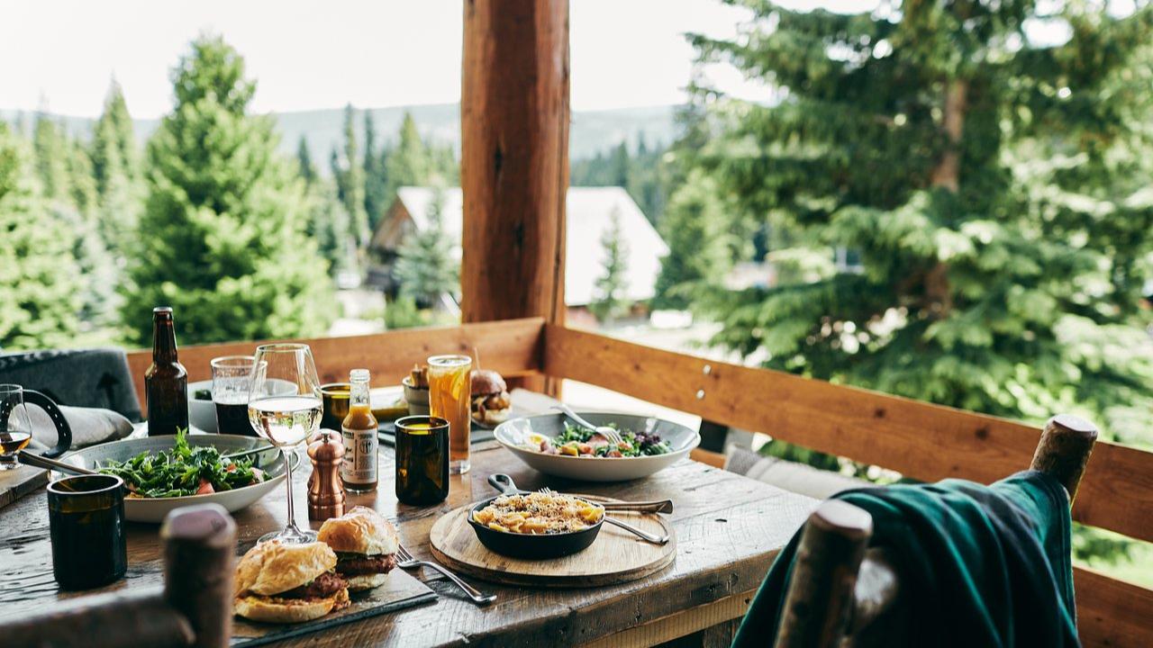 Big Sky Montana  Foodie Spots