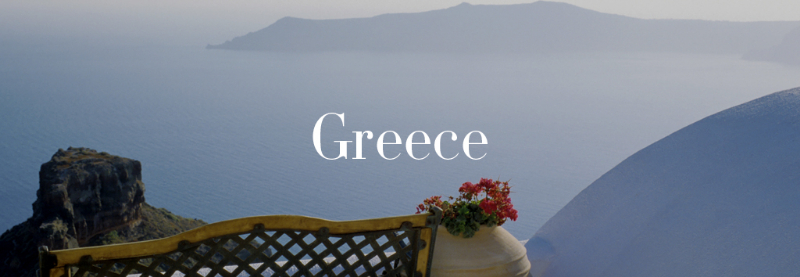 Mykonos and Santorini Search page