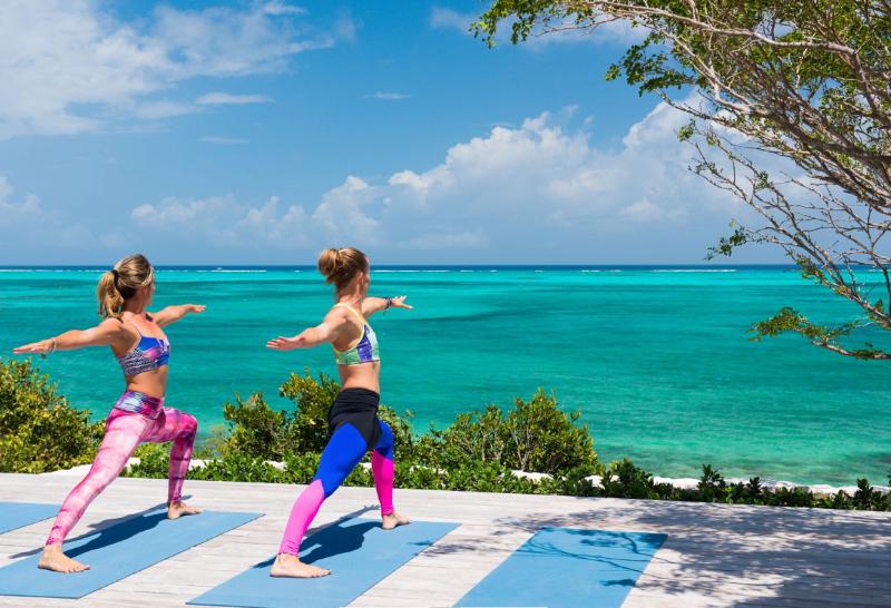 Beach Enclave Yoga