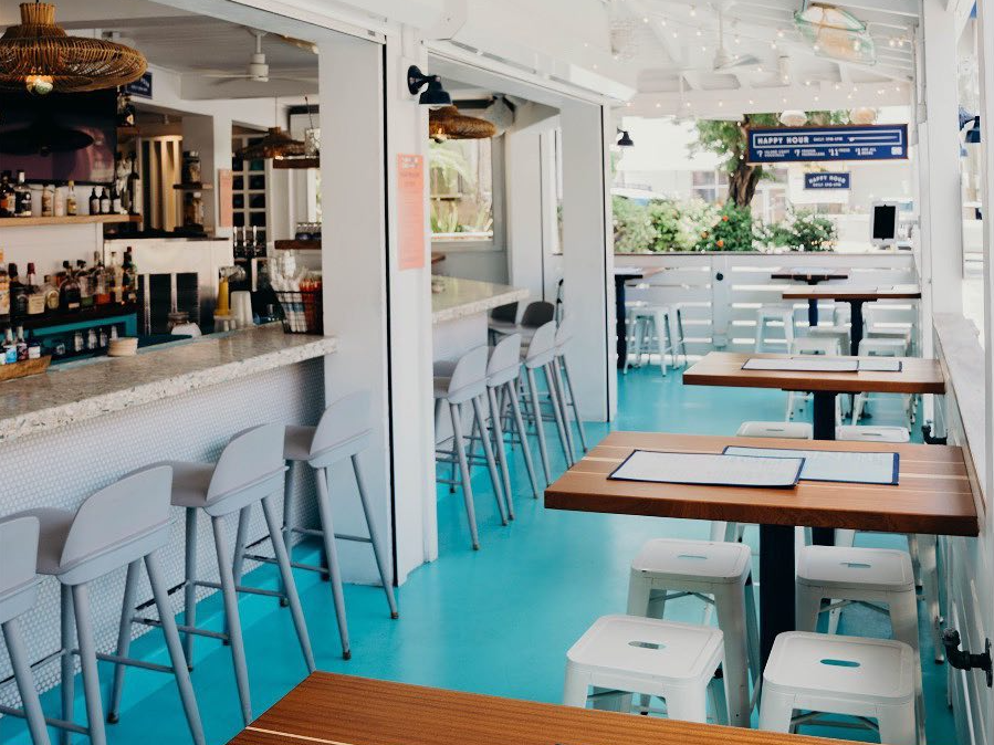 Virgin Islands Restaurants
