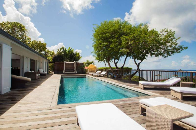 Villa WV LJF, 3br, Gustavia