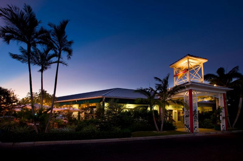Cayman restaurant page