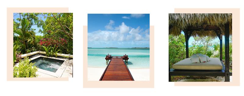 Musha Cay Island Houses