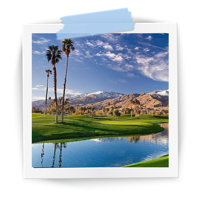 Indian Canyons Golf Course