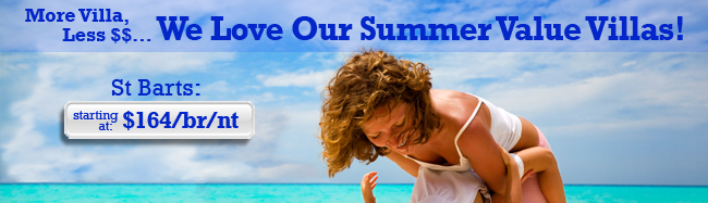 Wimco's Summer Value Villas