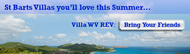 St Barts Villas You'll Love this Summer