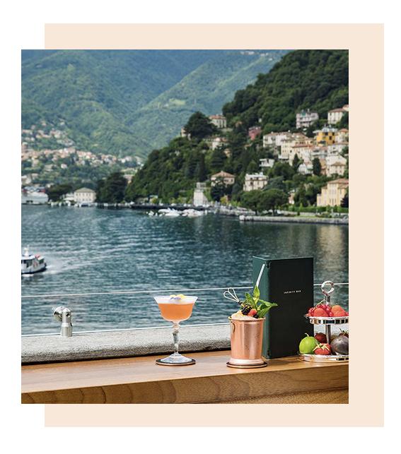 Lake Como Restaurants
