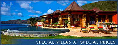Special Villas at Special Prices