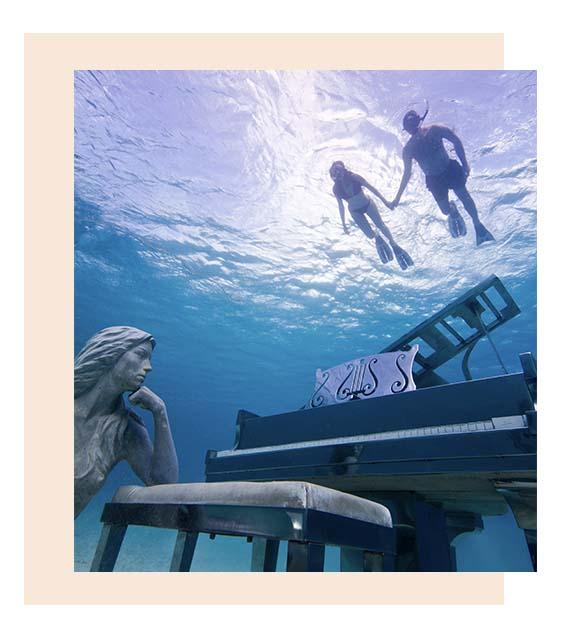 Musha Cay Activities