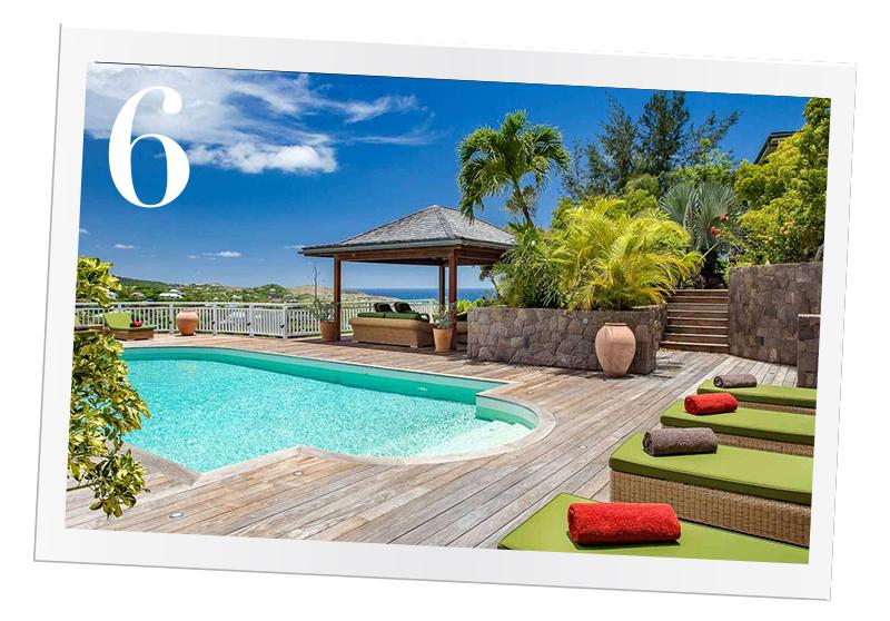 Palmiere Royal Estate, Marigot Bay, 11BR