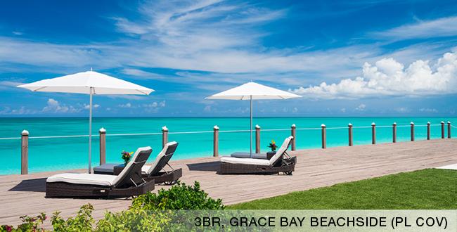 Villa Conch, Grace Bay Beachside, Turks and Caicos