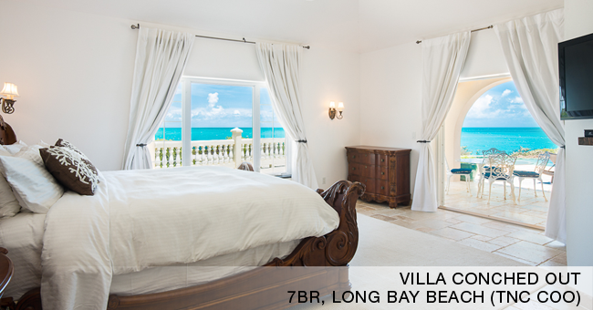 Villa TNC COO, Long Bay Beach, Turks & Caicos