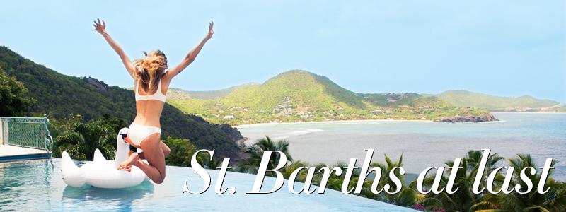 St. Barths at Last