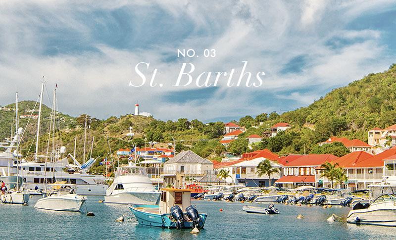 St Barths Villas