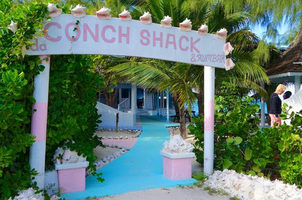 de Conch Shack